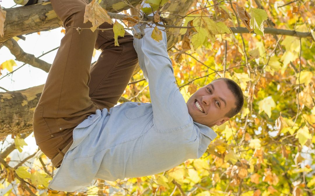 Team Building – it's not about hanging from trees